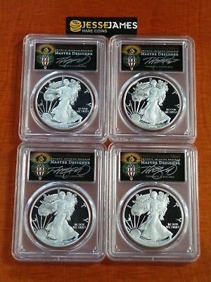 2018 S PROOF SILVER EAGLE PCGS PR70 DCAM CLEVELAND TORCH FIRST DAY ISSUE FDI