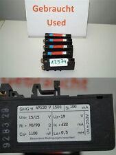Abb doble barrera PTB EX-83 2053X GHG 11 GHG11 49130 V1503