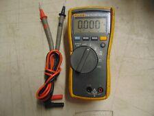New Listingfluke 114 True Rms Electrical Multimeter
