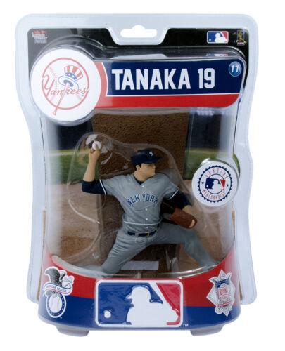 Masahiro Tanaka New York Yankees 2016 MLB Figure Imports Dragon