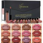 12 Colors Set Waterproof Long Lasting Lipstick Matte Lip Gloss Makeup Cosmetics