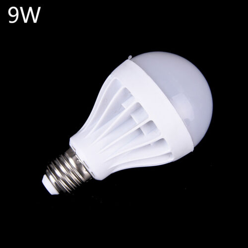 220//110V 3W 5W 7W 12W Sound//Voice Sensor LED Bulb PIR Motion Induction LighFB G$