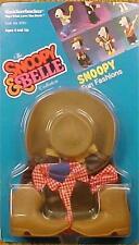 Snoopy & Belle Western Fancy Fashions Knickerbocker Vintage 1598 Peanuts