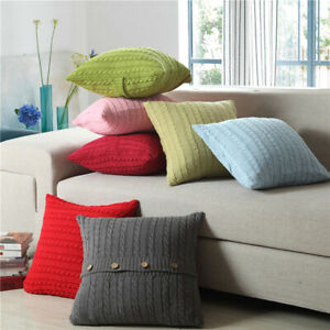 18-039-039-Square-Knitted-Cushion-Pillow-Cover-Throw-Sofa-Decor-Seat-Cushion-Decor