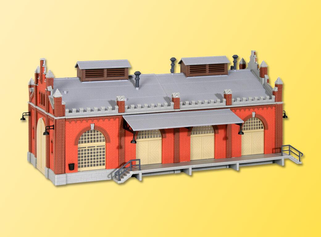 SH Kibri 39404 Lagerhalle Bausatz Fabrikneu        Verwendet in der Haltbarkeit  90079d
