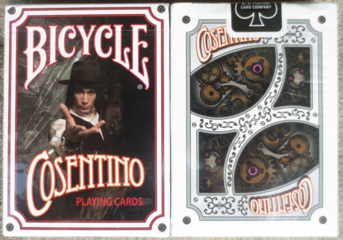 Bicycle Cosentino Playing Cards - Limited Edition - SEALED