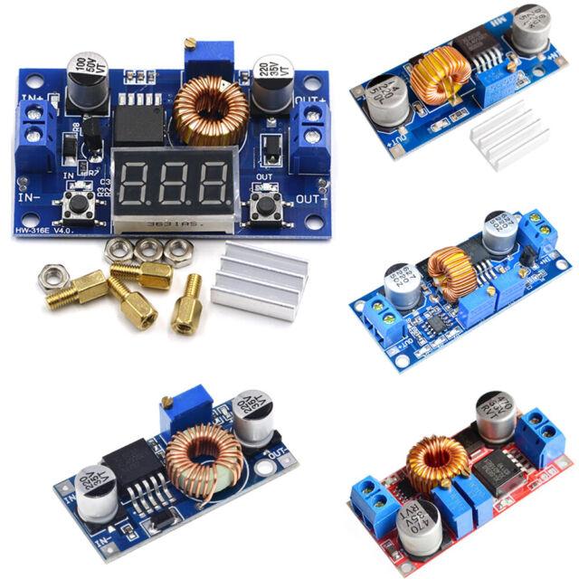10 Stk Mini DC-DC Converter Step Down Module Adjustable 1V 5V 12V 16V for Heiß