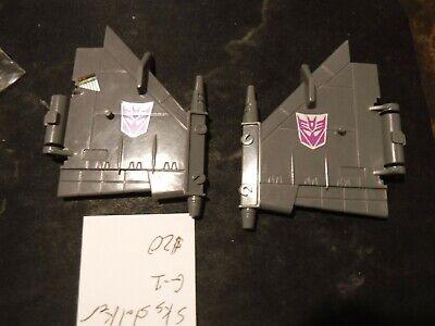 Transformers G1 Parts 1989 SKYSTALKER left wing micromaster