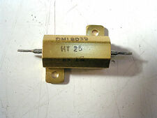 OMI HT-25 25Watt 6K ohm 1% Power Resistors