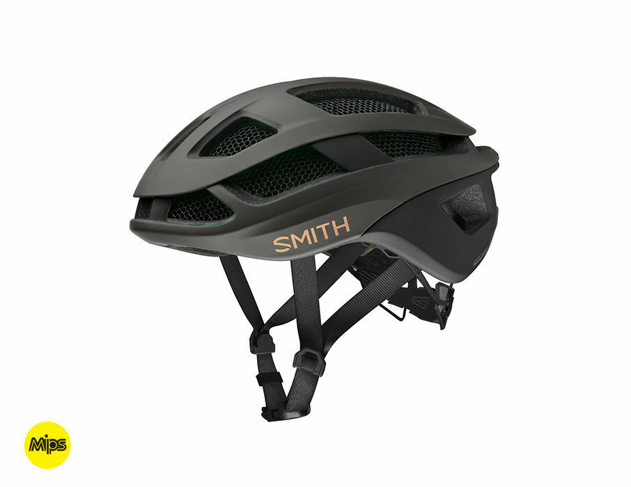 Smith Trace Mips Bike Helmet Matte Gravy Dimensione Medium 5559Cm