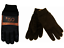 New Men Isotoner Black Brown Winter Gloves Thinsulate ISO Microfiber NWT