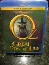 Oz the Great and Powerful(Blu-ray Disc 3D,Includes Digital Copy ) NEW/FREE SHIP