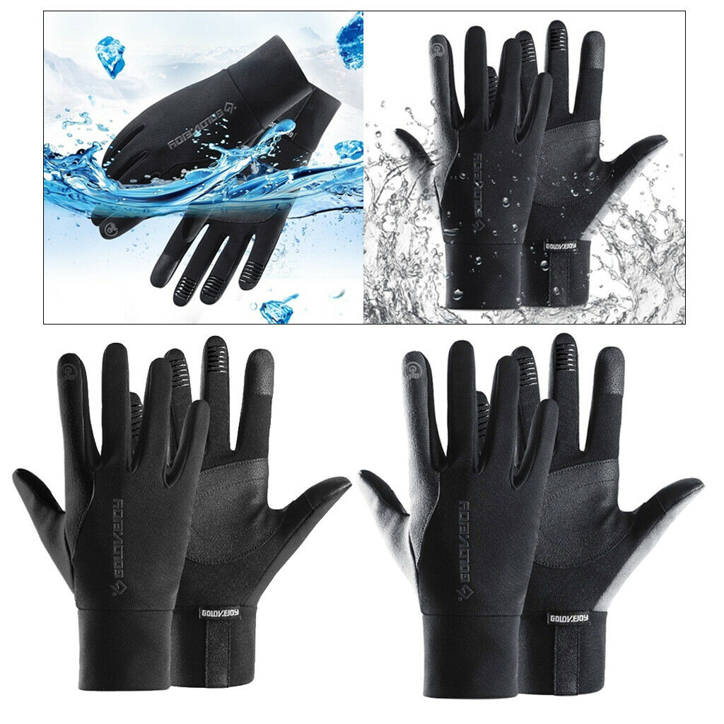 Cycling Gloves Touchscreen Gloves Windproof Outdoor Mittens Hiking Snow
