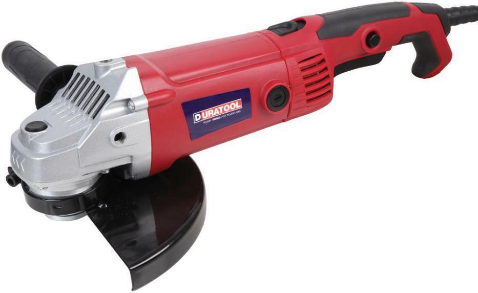 2000W 9  (230mm) Angle Grinder 230V - DURATOOL