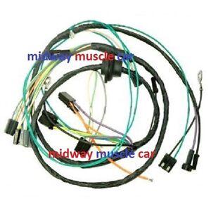 s l300 air conditioning a c wiring harness 69 chevy camaro 69 70 nova ebay