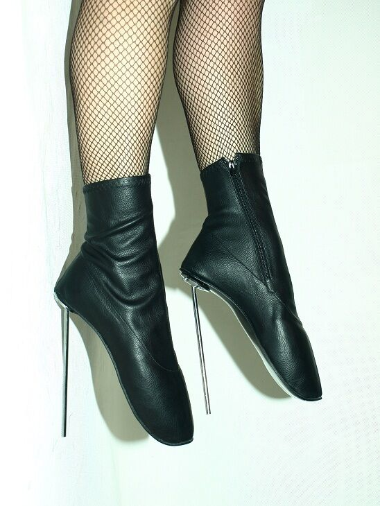 Tacco alto, STIVALI ECOPELLE Ballet size 37-47 heel 21cm 21cm heel Poland fs1116 96406a