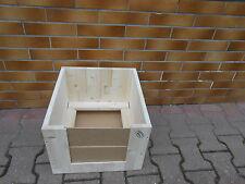 Wurfbox Welpenbox Wurfkiste Katzenbox Hundebox 40 x 40 x 30cm Expressversand