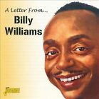 A Letter from Billy Willams by Billy Williams (Vocals US) (CD, Feb-2009, Jasmine Records)