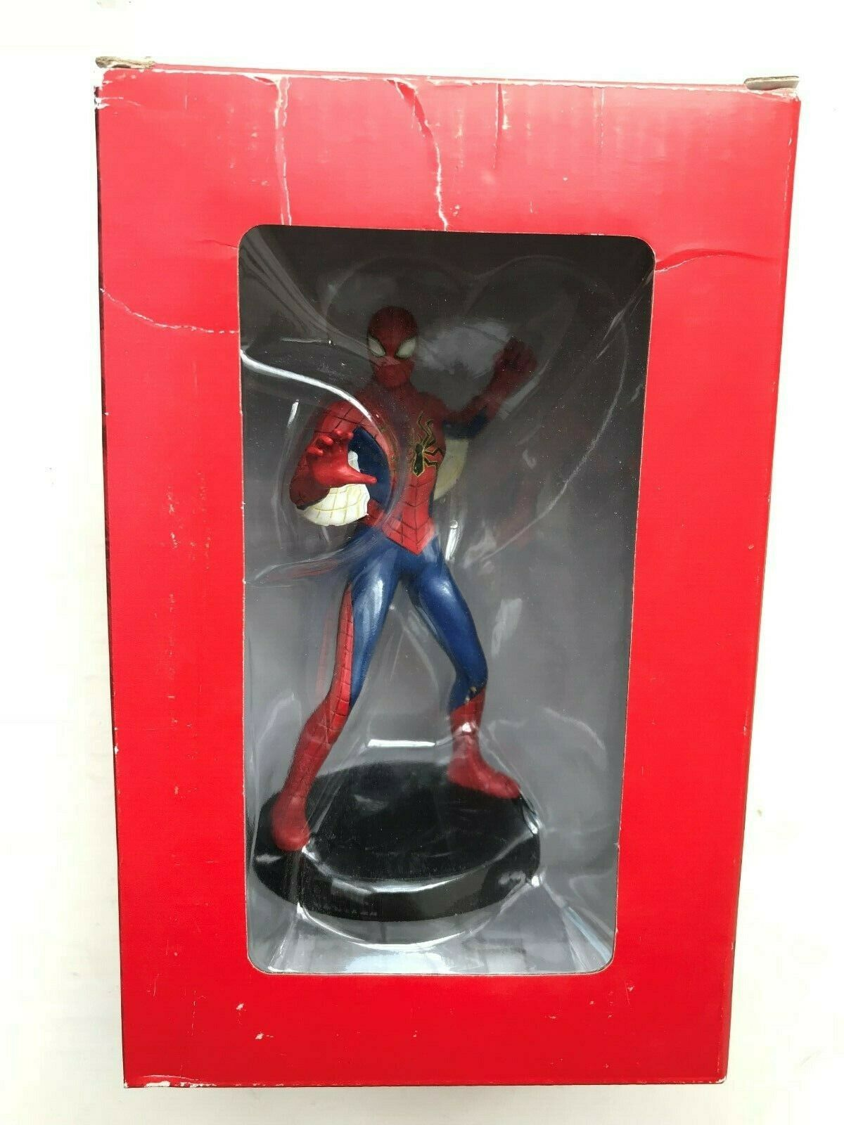 MARVEL FACT FILE SPECIAL ISSUE 25 AMAZING SPIDER-MAN EAGLEMOSS FIGURINE FIGURINE FIGURINE FIGURE 85478d