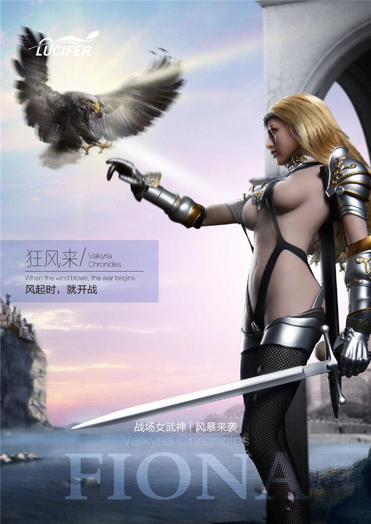 1/6 Lucifer LXF1702 Fiona Armor Clothes Accessory F 12'' Female Action Figure