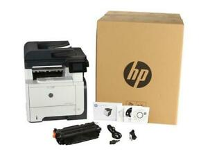 NEW-HP-Laserjet-Pro-M521dn-All-In-One-Laser-Printer-A8P79A