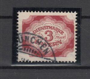 X2319/ GERMANY – BAVARIA – OFICIAL - MI # D60 USED – CV 145 $