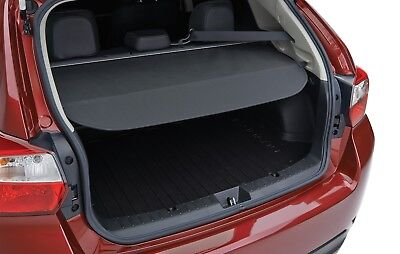 Oem 2008 2014 Subaru Tonneau Cargo Cover Impreza Wrx Sti Wagon New 65550fj001vh Ebay