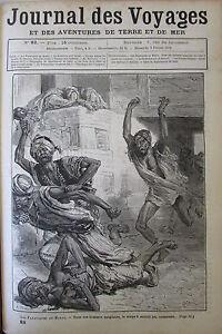 Zeitung-der-Voyages-Nr-82-von-1879-Fanatiker-Zum-Marokko-die-Jagd-den-Caribou