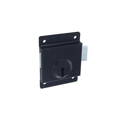 Securit press lock grey 100mm