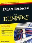EPLAN Electric P8 für Dummies von Frank Meinert (2016, Taschenbuch)