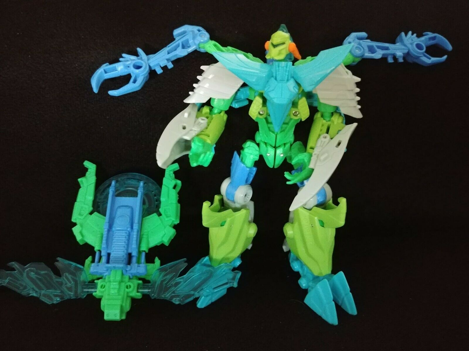 Transformers Fall of Cybertron FoC Insecticon Prototype