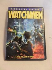 Watchmen Who Will Save Us Now? (DVD, 2009)
