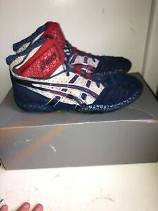 asics men's ultratek wrestling shoe