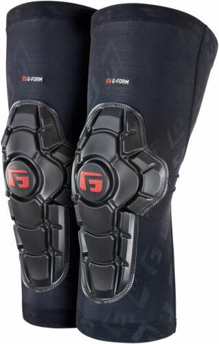 Pro-X2 Knee Pads Black Embossed G-Form Pro-X2 Knee Pads Small Leg