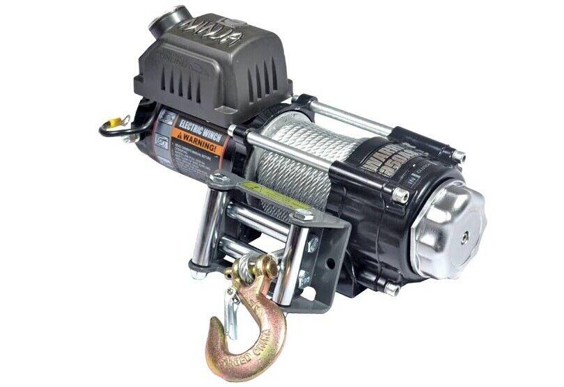 WARRIOR NINJA C3500 12v ELECTRIC WINCH FOR ATV UTV 35SPS12