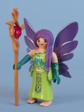 Playmobil Fairy Princess Queen - Figure & Staff Magic Palace Castle Fantasy NEW