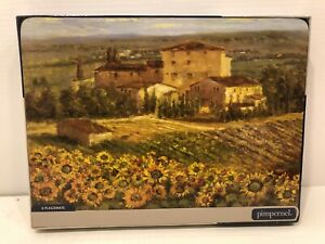 Pimpernel-039-Tuscany-039-Placemats-set-of-6-12-034-x-9-034-NEW