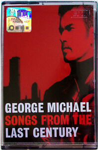 GEORGE-MICHAEL-Song-From-The-Last-Century-1999-MALAYSIA-CASSETTE-RARE-FREE-SHIP