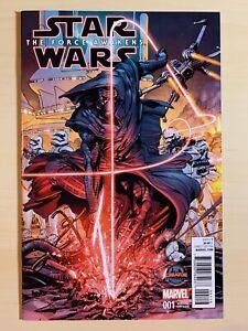 Marvel NM Star Wars The Force Awakens Adaptation #1 1:200 Variant 2016