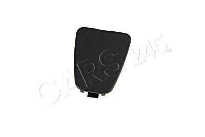 GENUINE OEM BMW E46 Front Armrest Door Trim Panel Cover SCHWARZ 51418213902
