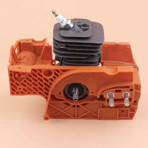Crankcase Cylinder 38 Piston Crankshaft Fit Husqvarna 137 142 137e 142e Chainsaw