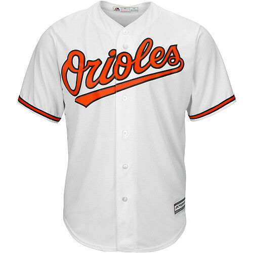 Majestic athletic baltimore orioles manny machado 2015 cool base home jersey