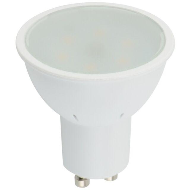 Lyveco LED Gu10 240v 280lm 4000k Natural White, Pack 5 4w