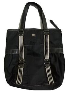 Burberry Black tote bag