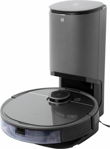 Vacuuming /& Mopping Robot w// Auto-Empty Station ECOVACS Robotics DEEBOT OZMO T8