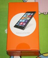Nokia Lumia 830 16gb At&t Unlocked Phone 5 Ips Quad-core 10mp Carl Zeiss