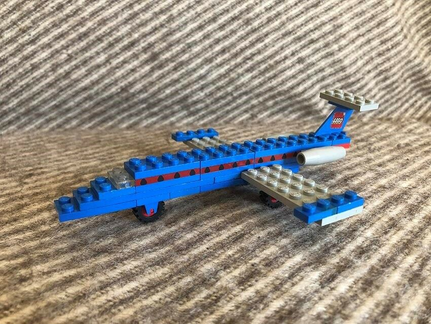 Lego andet, Executive Jet
