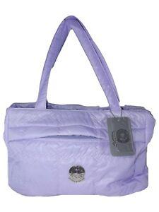Caricamento dell immagine in corso roberta-di-camerino-borsa-donna-spalla- viola-made- c67461a1ad2