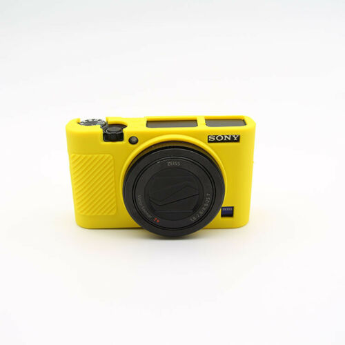 6 Color Silicone Case Cover Bag Pack For Sony RX100 III RX100 V RX100 IV 3 4 5
