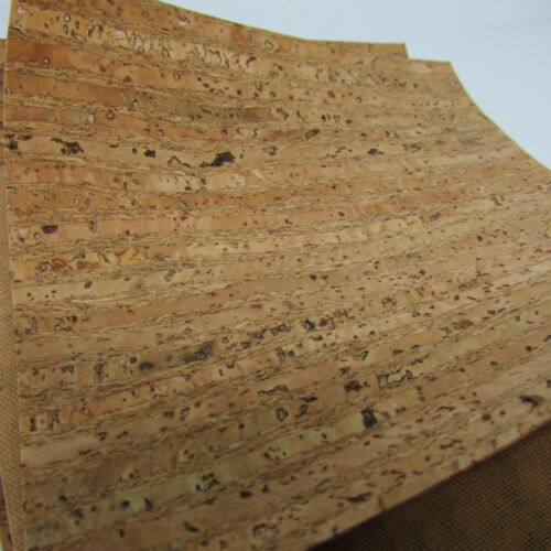 wallets /& crafts Cork Craft Fabric Cork leather ideal for bags